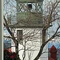 Alki Lighthouse IIi by E Faithe Lester