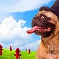 All Dogs Go To Heaven by Edward Fielding