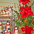 All Good Wishes For Christmas by Liane Wright