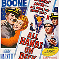All Hands On Deck, L-r Pat Boone by Everett
