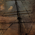 All I Ask Is A Tall Tall Ship by Evie Carrier
