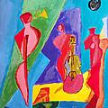 All My Jazz by Paula Marcenaro Solinger