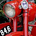 All Original English Motorcycle by Bob Slitzan