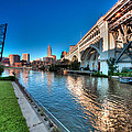 All Roads Lead To Cleveland by John Magyar Photography