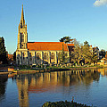 All Saints Church Marlow by Tony Murtagh