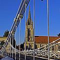All Saints Church by Tony Murtagh