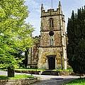 All Saints Church Weston Bath by Ron Harpham