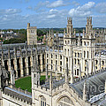 All Souls College by Ann Horn