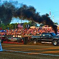 All Too Risky Pulling Truck by Tim McCullough