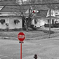 All Way Stop by Rodney Lee Williams