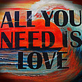 All You Need Is Love by Barbara Moak