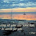 All Your Cares by Sheri McLeroy