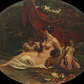 Allegory by William Etty