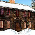 Allen House Deerfield Ma by James Kirkikis