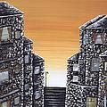 Alley Cat by Kenneth Clarke