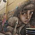 Alley Graffiti #2 by Stuart Litoff