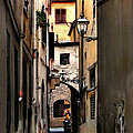 Alley In Florence 1 by Jennie Breeze