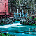 Alley Springs Mill by Steven Bateson