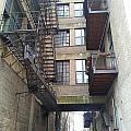 Alley Valley 8 by Zac AlleyWalker Lowing