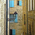 Alleys Of Sarlat II by Suzanne Oesterling