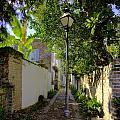 Alleyway by Bruce Bain