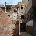 Alleyway Morocco by Karen j Kobrin Cohen