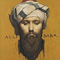 Alli Baba by Louis Weldon Hawkins