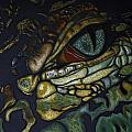 Alligator Eye by Daniel Butterworth