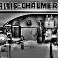 Allis Chalmers Engine by Michael Eingle