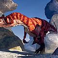 Allosaurus by Daniel Eskridge