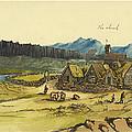 Almanna Gorge Circa 1862 by Aged Pixel