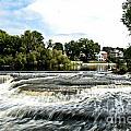 Almonte Falls by Cheryl Baxter