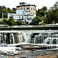 Almonte In Late Summer by Cheryl Baxter