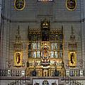Almudena Cathedral Altar by Artur Bogacki
