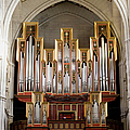 Almudena Cathedral Organ by Artur Bogacki