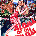 Aloma Of The South Seas, Us Poster by Everett
