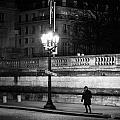 Alone In Paris by YAWAT DJAMEN William