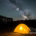 Alone Under The Stars by Michael Ver Sprill