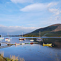 Along Loch Leven 2 by Wendy Wilton
