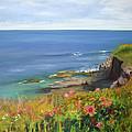 Along The Bluff by Jill Nichols