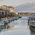 Along The Docks by Richard Bean