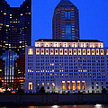 Along The Scioto At Night by Laurel Talabere