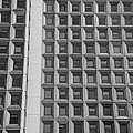 Alot Of Windows In Black And White by Rob Hans