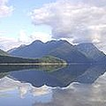 Alouette Lake Reflections - Golden Ears Prov. Park, Maple Ridge, British Columbia by Ian Mcadie