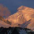 Alpen Glow by Ron Sanford