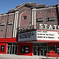 Alpena Michigan - State Theater by Frank Romeo