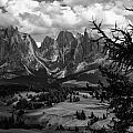Alpes IIi by Michele Mule