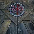 Alpha And Omega Chi Rho by David Morefield
