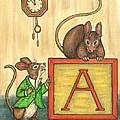 Alphabet Mice by Linda Mears