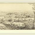 Alphonse Legros, Valley In Bourgogne Une Vallee En Bourgogne by Litz Collection